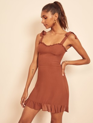 Reformation Petites Christine Dress