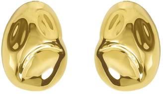Monica Sordo gold cubagua earrings