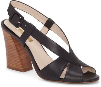 Louise et Cie Kalee Sculpted-heel Sandal
