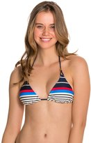 Body Glove Swimwear Summertime Oasis Slider Triangle Bikini Top 8123979