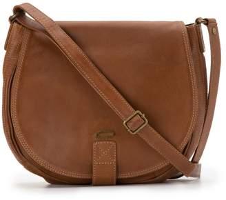 Ikks The Waiter Leather Cross Body Bag
