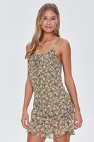 Thumbnail for your product : Forever 21 Floral Print Cami Dress