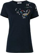 Valentino heart T-shirt - women - Cotton/Polyester - XS