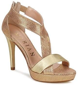 Marian ALTRUNE women's Sandals in Gold