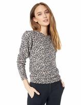 Rebecca Taylor Women's Leopard Pullover