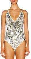 Camilla Handiras Hold One-Piece Swimsuit