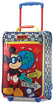 American Tourister Mickey Mouse Carry-On Suitcase - 18 In.