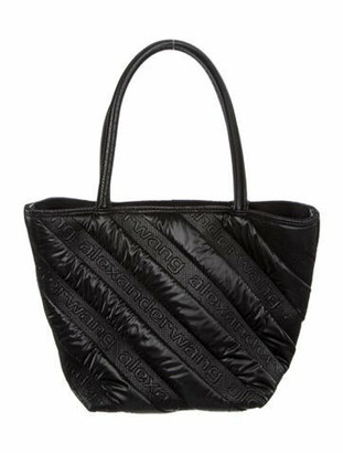 Alexander Wang Quilted Roxy Tote Black