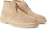 Common Projects - Suede Desert Boots
