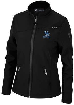 Spyder Women Kentucky Wildcats Transport Soft Shell Jacket