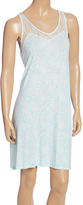 Rene Rofe Blue Sultry Night Nightgown