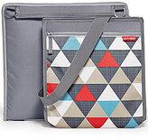 Skip Hop Central Park Triangles Outdoor Blanket & Cooler Bag