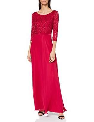 Vera Mont Women's 0090/4825 Party Dress,8 (Size: 34)