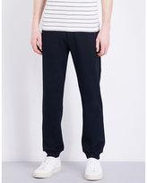 Armani Collezioni Skinny Mid-rise Tracksuit Trousers