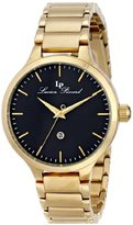 Lucien Piccard Women's LP-12917-YG-11 Lleida Gold-Tone Stainless Steel Watch