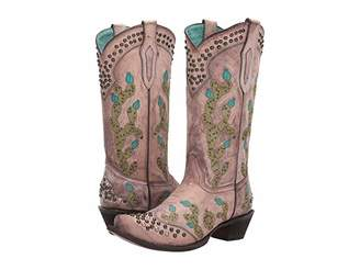 Corral Boots C3464 (Tobacco) Women's Boots