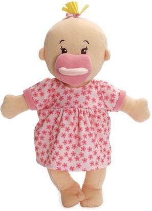 Manhattan Toy Wee Baby Stella Peach Doll