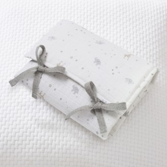 The White Company Travel Changing Mat, Natural, One Size