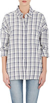 6397 Women's Lori Plaid Cotton Shirt