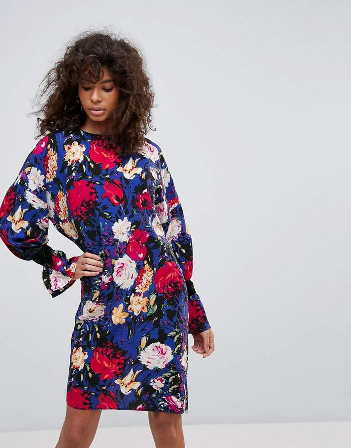 Minimum Floral Dress