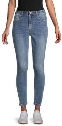 One Teaspoon Freebirds II High-Rise Skinny Jeans