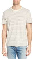 Jeremiah Men's Stripe Hemp & Cotton T-Shirt