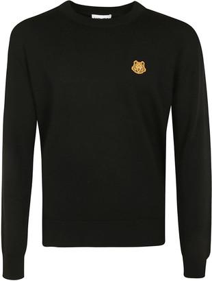 Kenzo Tiger Crest Crew Neck Sweater