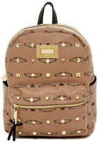 Betsey Johnson Signature Mini Backpack