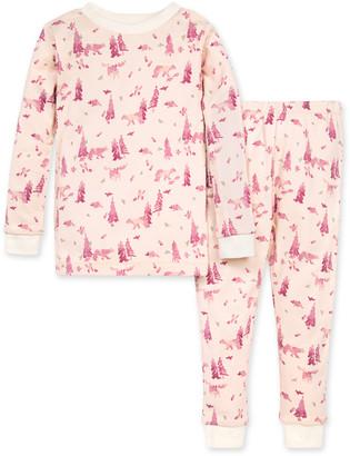 Burt's Bees Bear Organic Toddler Snug Fit Pajamas