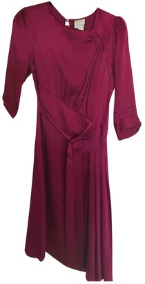 Tracy Reese Pink Silk Dress for Women
