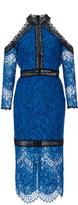 Alexis Marlowe Cold Shoulder Dress