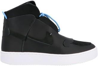 Nike Drawstring High Top Sneakers