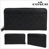 Coach Mens Wallets F75372 ( BLK)