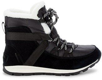 Sorel Whitney Flurry Waterproof Faux Fur-Lined Snow Boots