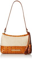 Brahmin Whiskey Anytime Mini Shoulder Bag