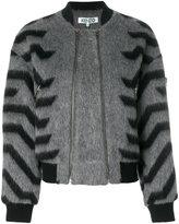 Kenzo Geo Tiger bomber jacket