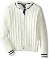 Tommy Hilfiger Mini Cable Sweater (Big Kids)