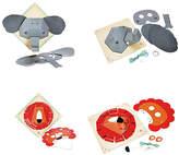 Marbel Wild Animals Face Mask Set 2 Pack