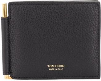 Tom Ford Money Clip Wallet