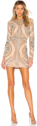NBD Whitney Embellished Mini Dress