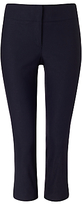 Phase Eight Betty Crop Trousers, Navy