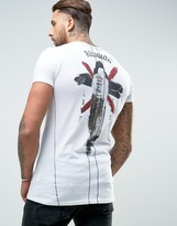 Religion T-Shirt with Back And Chest Print