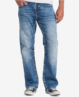 Silver Jeans Co. Men's Craig Classic Fit Bootcut Stretch Jeans
