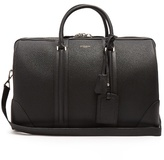 Givenchy Grained-leather Holdall