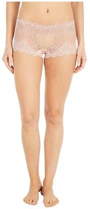 Only Hearts So Fine Lace Hipster (Buff) Women's Underwear