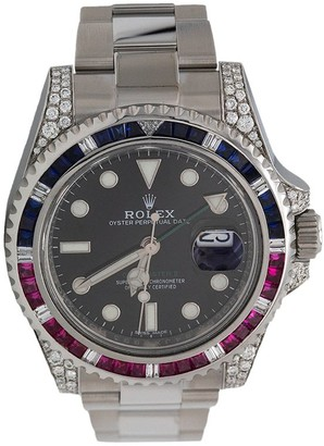 Rolex 2019 pre-owned GMT-Master II 40mm