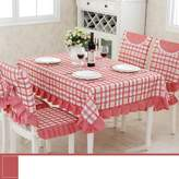 xzioahs TRE Easter Mediterraea style tablecloth/ table cloth/Simple table cloth/ table cloth