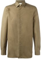Paul Smith concealed fastening shirt