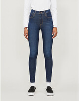 Levi's Mile High super-skinny extra high-rise jeans