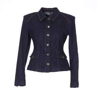 Dolce & Gabbana Structured Denim Jacket
